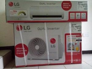 minisplit LG 1.5 tons inverter