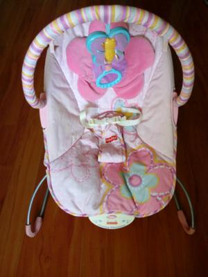 Silla para bebe color rosa posot class for Asiento para bebe