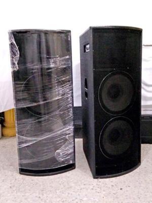 Equipo completo de audio profesional