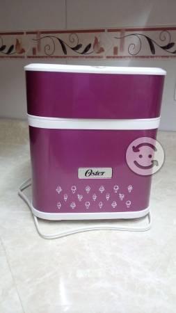 Maquina para hacer helados Oster