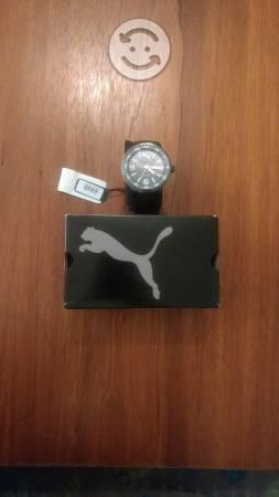 Reloj Puma cuarzo a prueba de agua original