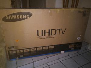 """Smart tv de 65"""" nueva samsung"""