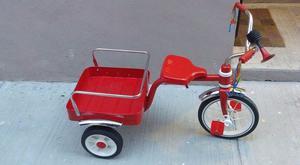 Triciclo Apache Antiguo