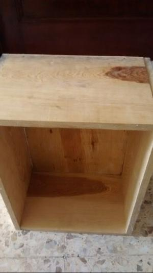 cajon de madera