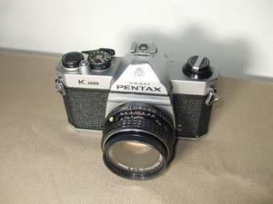 Camara Pentax K Lente 50mm F1.2