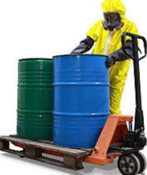 Manejo de sustancias peligrosas (cursos de capacitación)