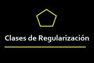 CLASES DE REGULARIZACIÖN (Primaria y Secundaria)