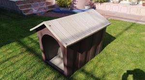 Casa para perro grande térmica $