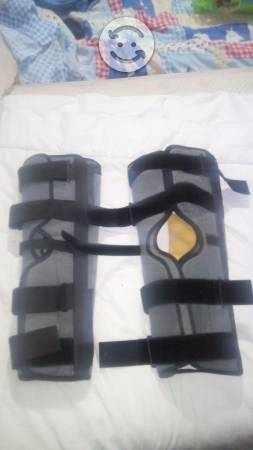Inmovilizado de rodilla