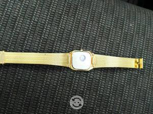 Reloj citizen acabadoven chapa de oro