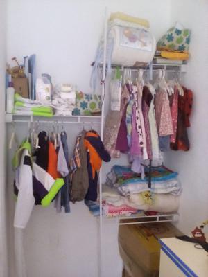 Closet. Tubular