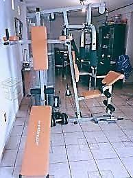 Gym tres estaciones
