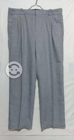 Pantalon De Vestir Corte Recto Para Caballero