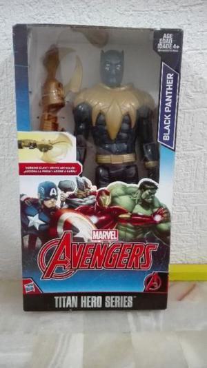 Paquete Ant man y Black Panther, nuevos,originales