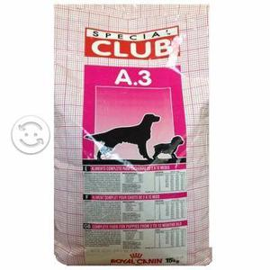 Royal canin Club A3 cachorros