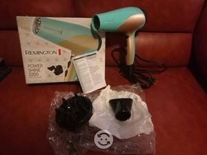 Secadora de cabello Remington  W