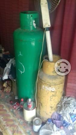 Aprovecha tanque de gas helio posot class for Tanque de gas butano