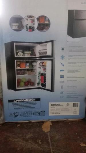 frigobar con congelador