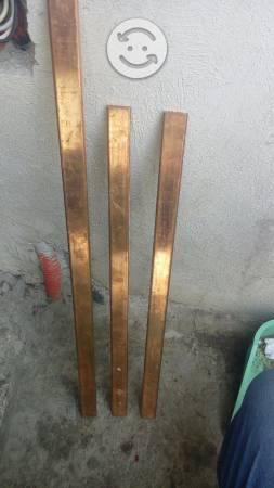 3 Soleras de cobre