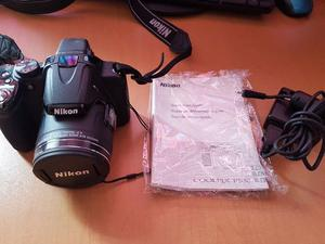 Camara Nikon Coolpix P530 Full Hd 16mpx Video