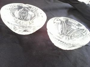 Ceniceros de Cristal cortado