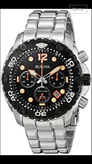 Reloj Bulova caballero