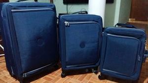 Vendo juego de maletas (3)