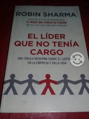 El Lider que no tenia cargo, Robin Sharma