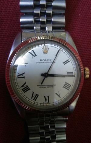 reloj Rolex Tudor acero oro
