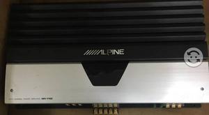 Amplificador Alpine MRV-F450 de 5 canales