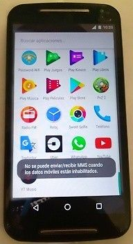 Celular Motorola Moto G2 - Remates Increibles