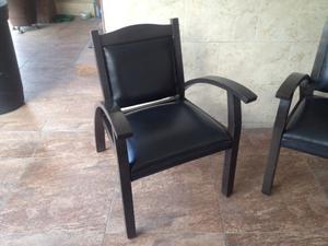 sillas para recibidor posot class