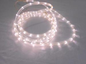 Rollo 100 mts manguera led luces colores navidad posot class - Manguera luces navidad ...