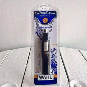 Rasuradora Recortadora Para Nariz Y Oídos Wahl