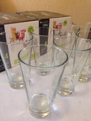 Vasos de Cristal Libbey
