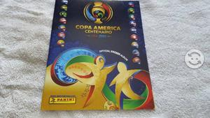 Album completo de Copa America Centenario USA