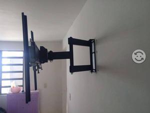 Bases soportes tv instalacion