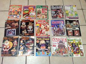 Colección de Revistas navideñas