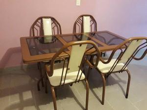 Comedor 4 sillas usado guadalajara posot class for Comedor 8 sillas usado