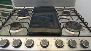 Estufa Whirlpool (modelo Wfd00)