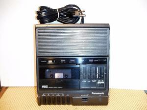 Grabadora De Voz Panasonic De Cassette Rr-)
