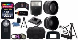 Kit Para Nikon D, D, D, D, D