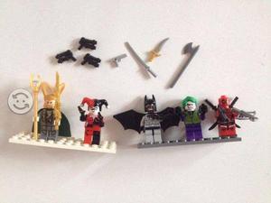Lote de figuras LEGO