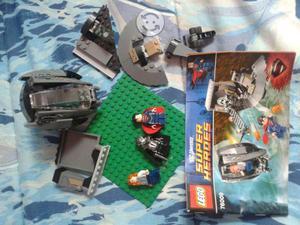 Lote lego superman y piezas