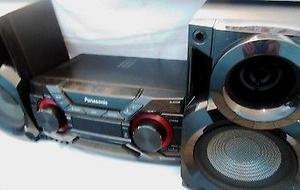 Minicomponente Panasonic modelo SA-AKX200 - Remates