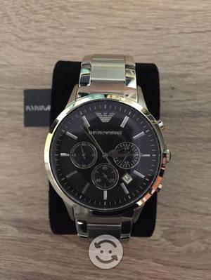 Reloj Emporio Armani Nuevo Acero inoxidable