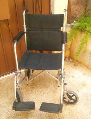 Silla de ruedas de traslado plegable posot class - Sillas de ruedas de traslado ...