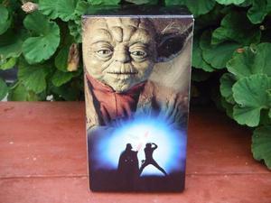 Star Wars Trilogy - Vhs - Masterizada Digital Thx (import.)