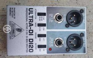 Caja directa Behringer ULTRA-DI-20