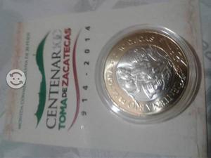 Moneda zacatecas